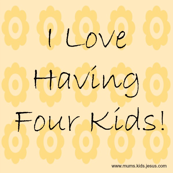 I Love haing Four Kids! compressed