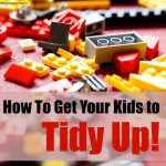 The Best Way I've Found to get my Kids to Tidy Up!