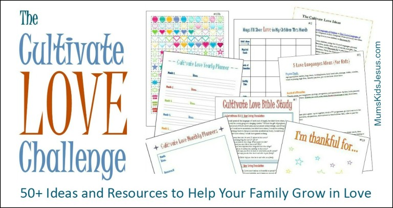 50+ Ideas and Resources to Help Your Family Grow in Love