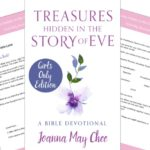 Girls Devotional: Treasures Hidden in the Story of Eve