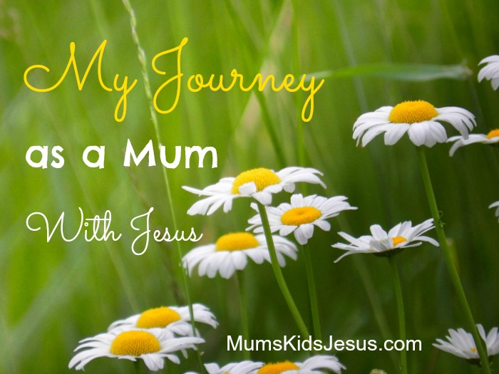 My Journey as a Mum with Jesus