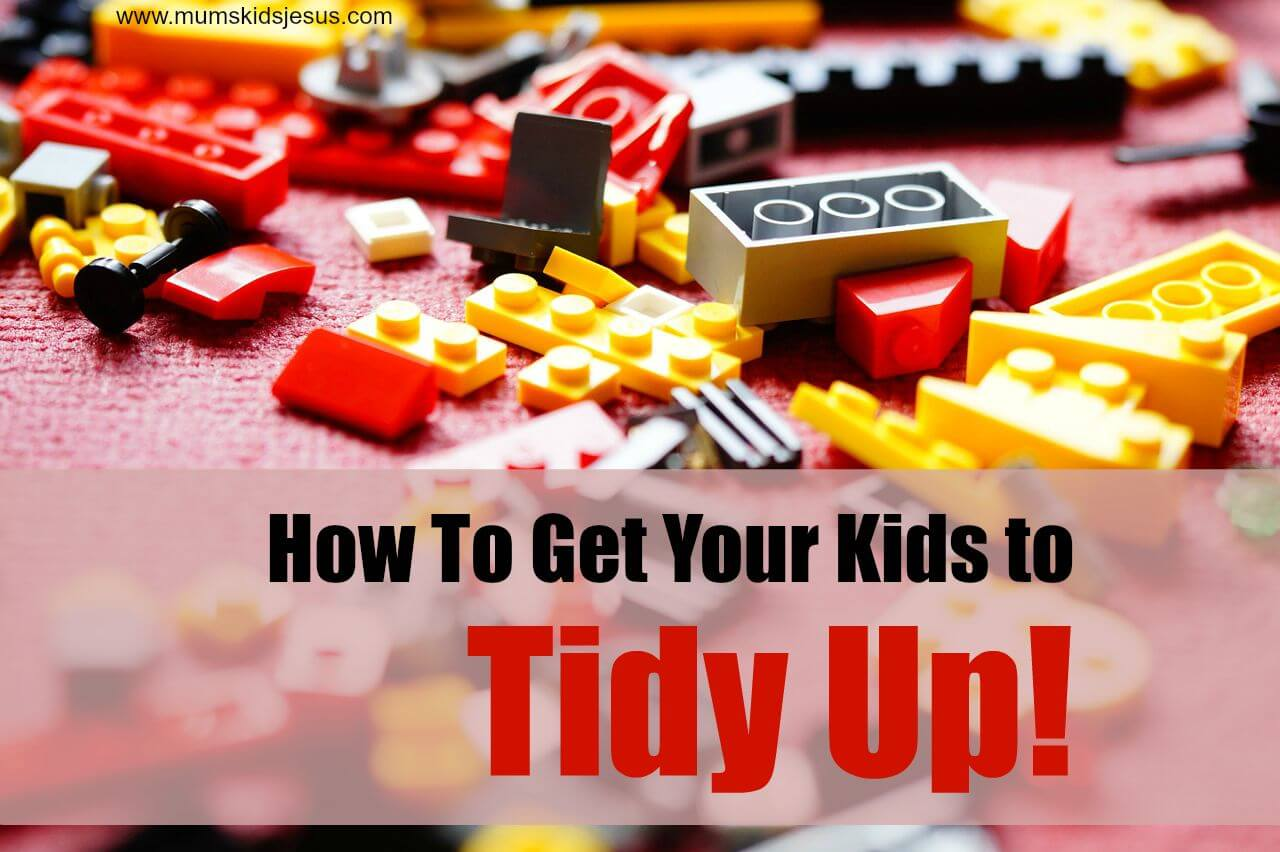 Kids Tidy Up