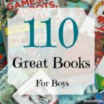 110 Great Books for Boys: Part 1